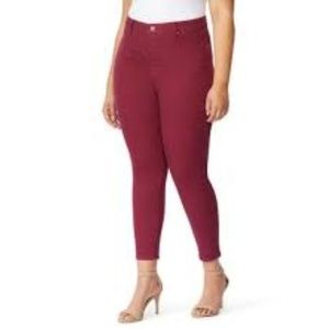 Curve Appeal Pants - NWT Curve Appeal Jegging in Sangria size 14